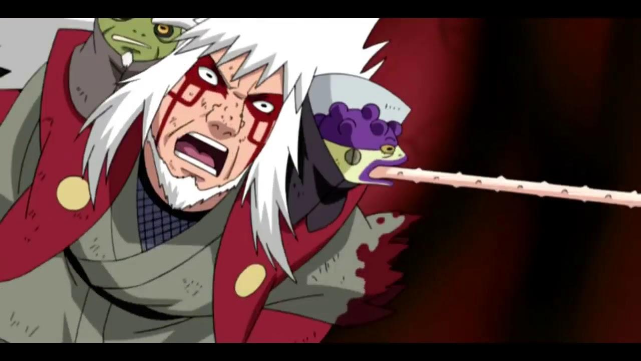 Jiraiya vs Pain, una de las mejores peleas de Naruto